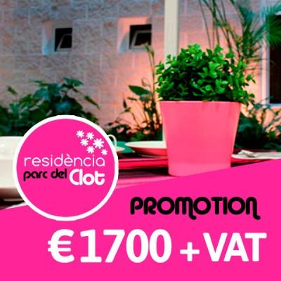 Parc del Clot residence Promotion